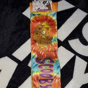 Scooby Doo Warner Brothers 2 Pack Socks Sz Large